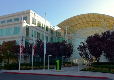Flags at half mast at 1 infinite loop